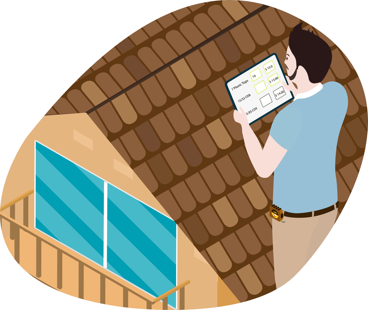roofing crm software